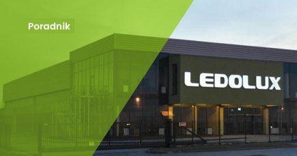 Oświetlenie przemysłowe i magazynowe LED