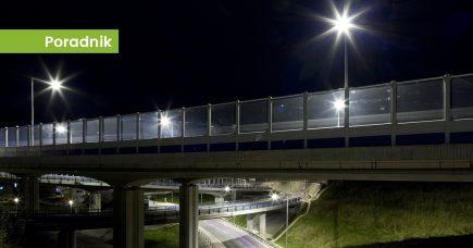 Inteligentny system oświetlenia ulicznego led