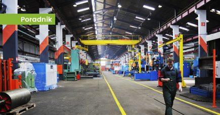 Oświetlenie przemysłowe Ledolux
