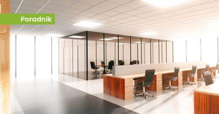 Projektowanie oświetlenia biurowego