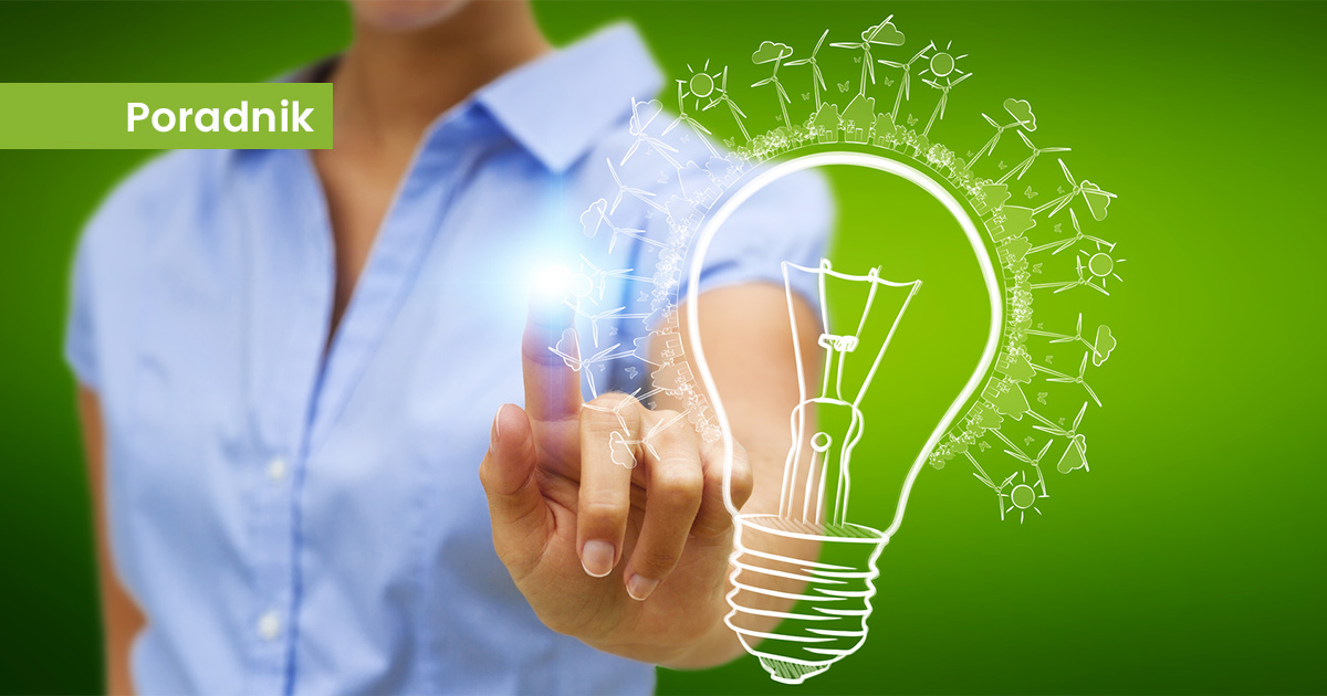 Oświetlenie przemysłowe LED – ekologia