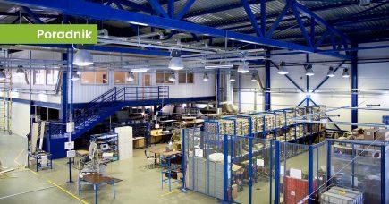 Oświetlenie przemysłowe LED - jakie generuje oszczędności