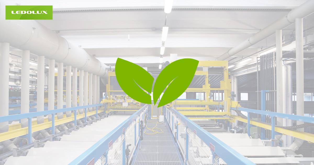 Oświetlenie Przemysłowe Led Jasna Strona Ekologii