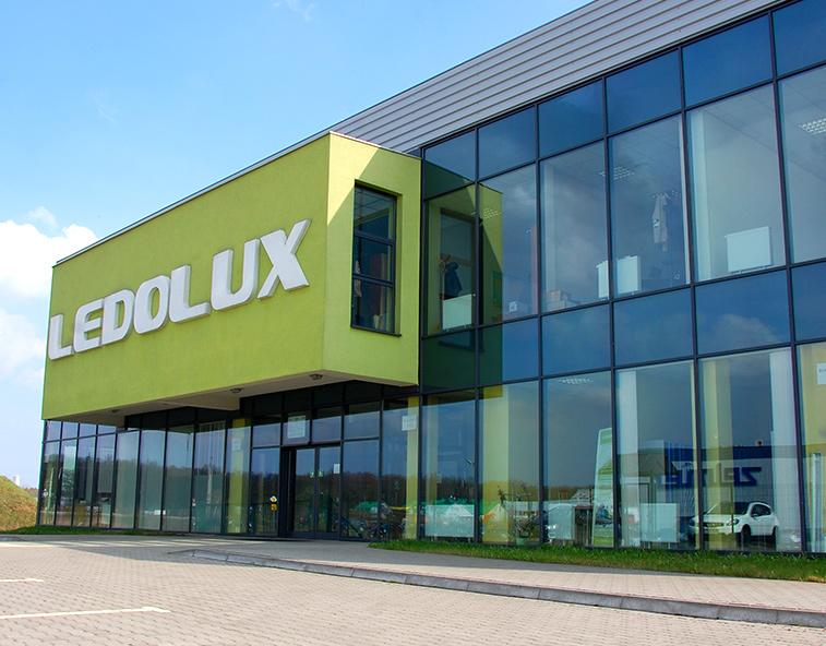 Siedziba firmy Ledolux