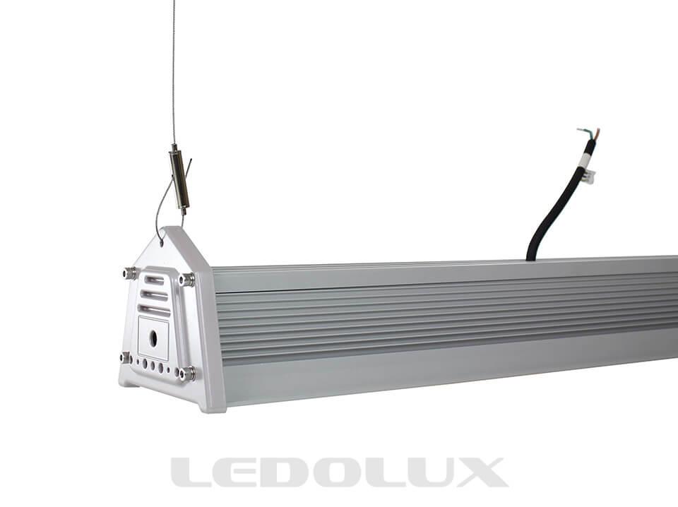 Lampa HD HL montaż