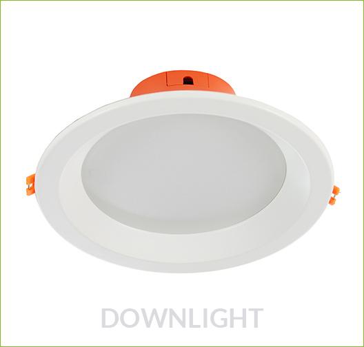 Oprawa LED DOWNLIGHT, biurowe oświetlenie LED