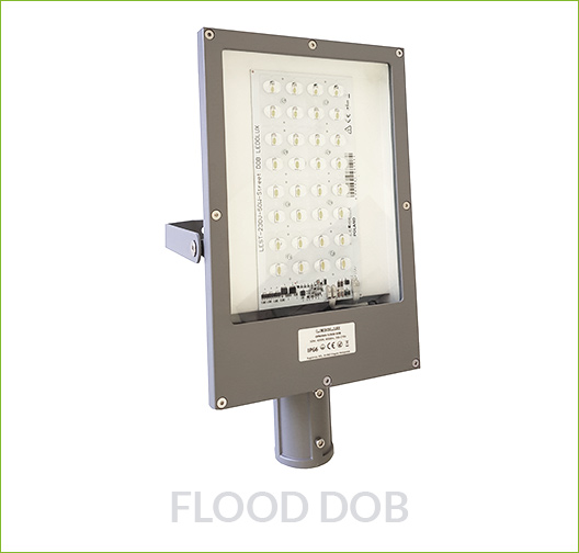 Lampa FLOOD DOB - Ledolux