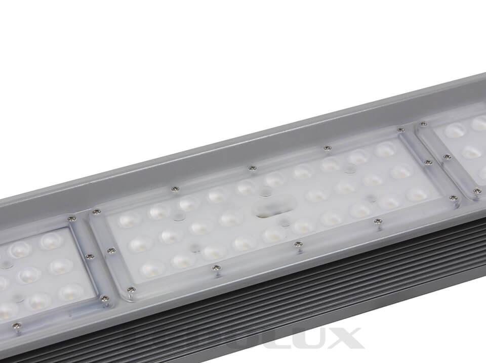 Lampa HD HL soczewki