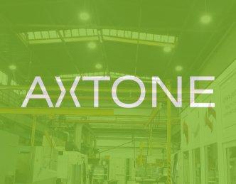 Oświetlenie obiektu przemysłowego Axtone
