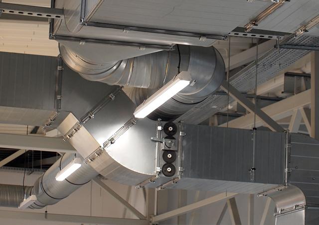 Lampy przemysłowe LED dla Dipol Jasionka