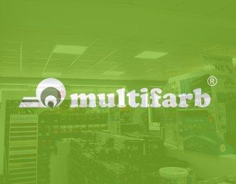 Oświetlenie sklepu Multifarb