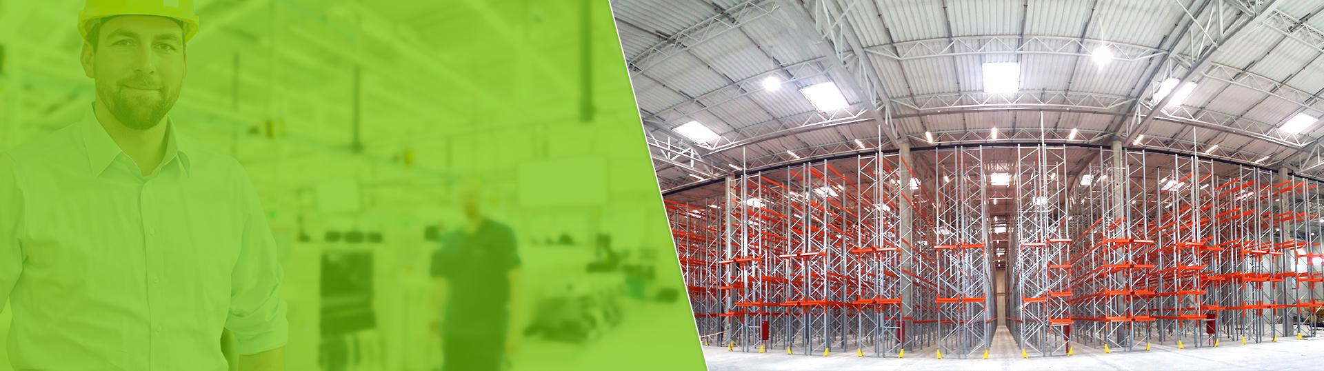 Inteligentny system oświetlenia przemysłowego