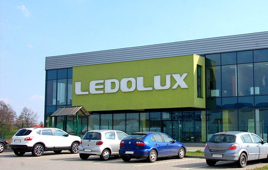 Siedziba firmy Ledolux Poland
