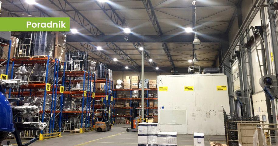 Jakie Oświetlenie Na Hali Przemysłowej Najpopularniejsze