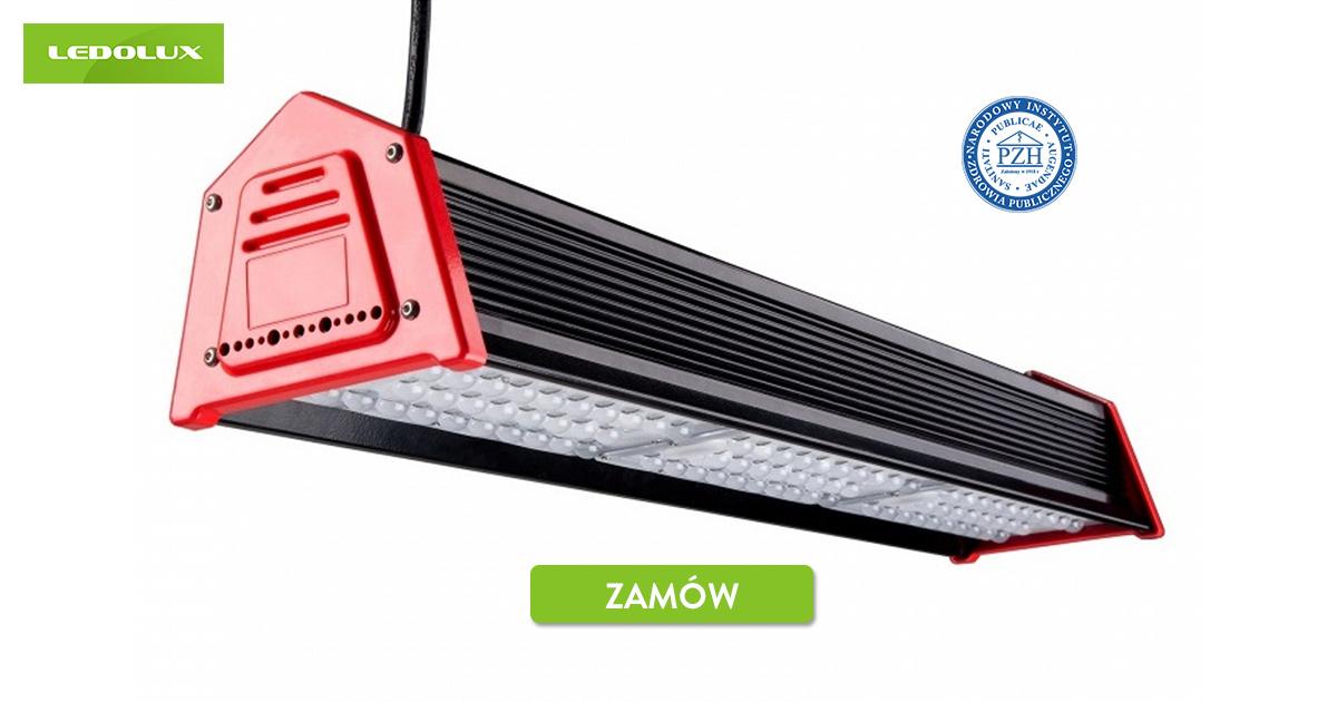 HD HL INTELIGENTNA LAMPA LED 1-10 V