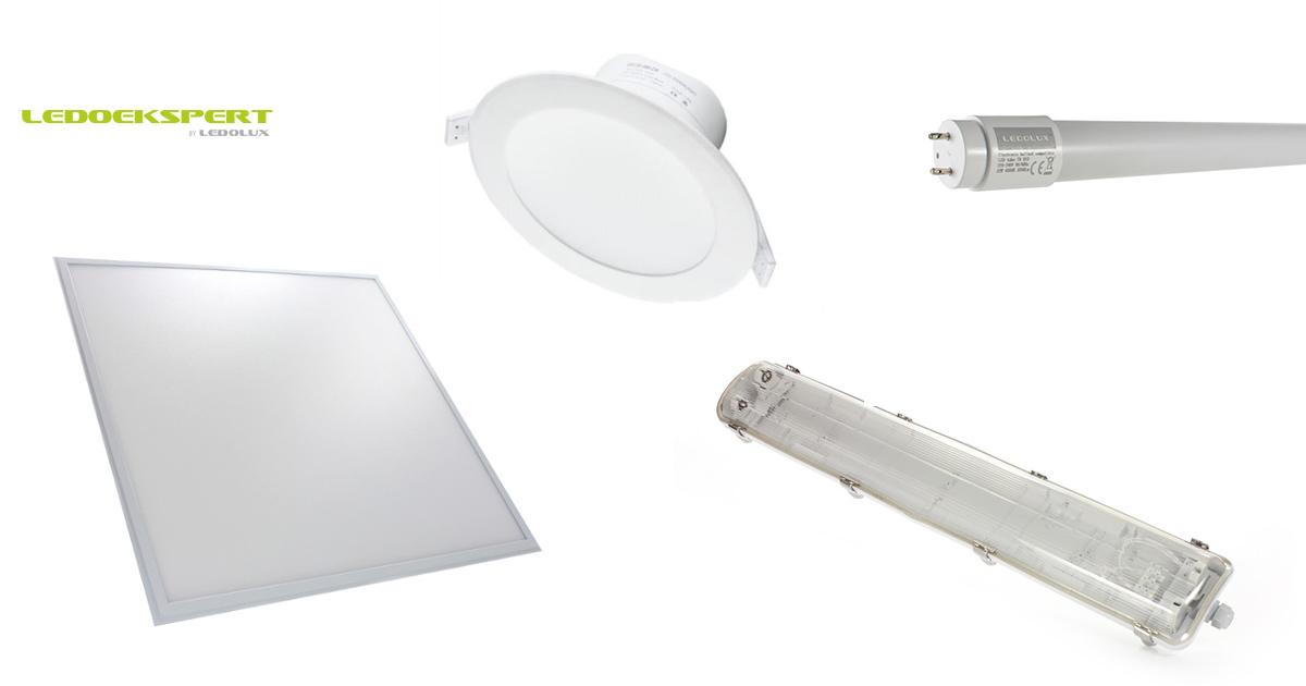 Energooszczędne Oprawy Led Do Biur Innowacyjne Oświetlenie