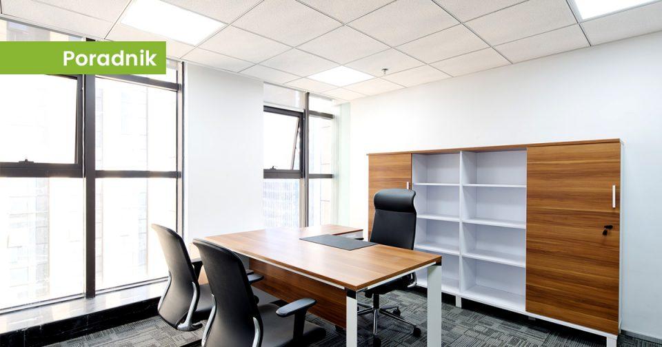 Oświetlenie biurowe Led