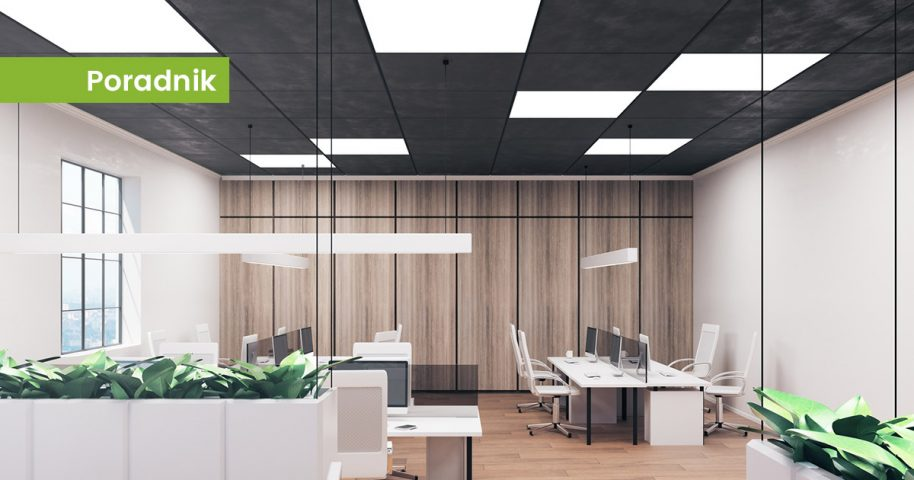 Oświetlenie LED biurowe