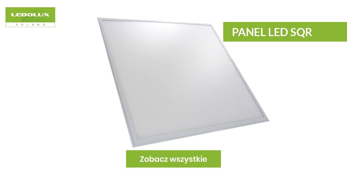 Panel biurowy LED Ledolux