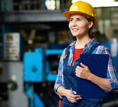 Bezpieczeństwo i komfort pracy