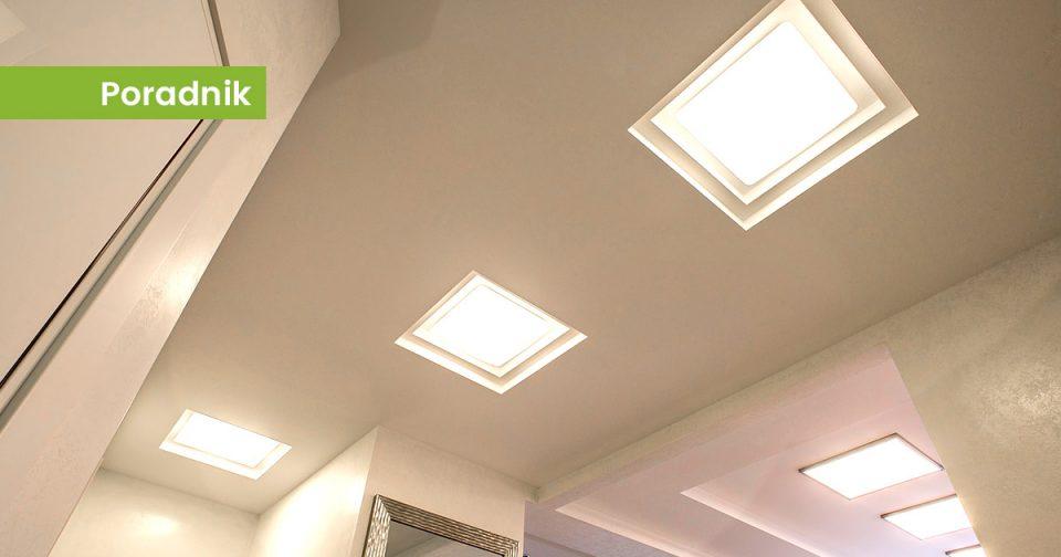 Oświetlenie do biur LED