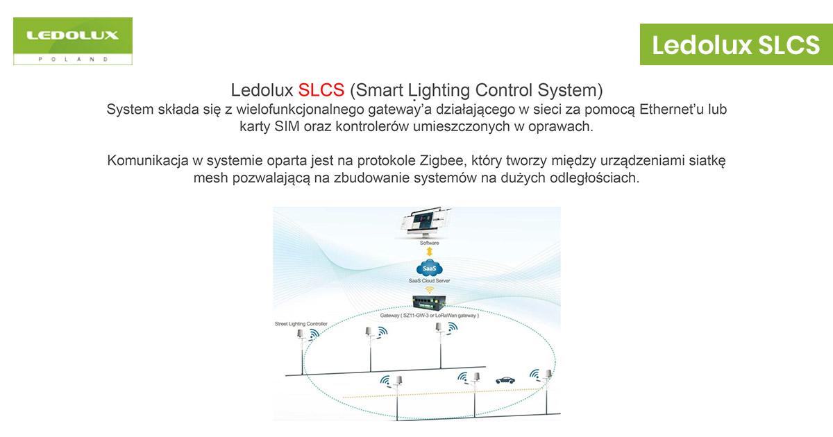 Ledolux SLCS . (Smart Lighting Control System)