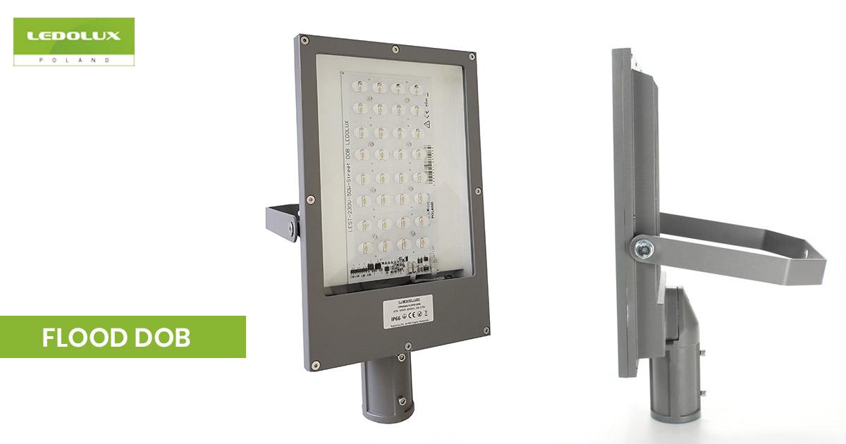 FLOOD DOB Inteligentna Oprawa LED 1-10 V