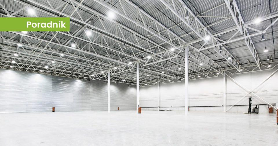 Oświetlenie LED w przemyśle