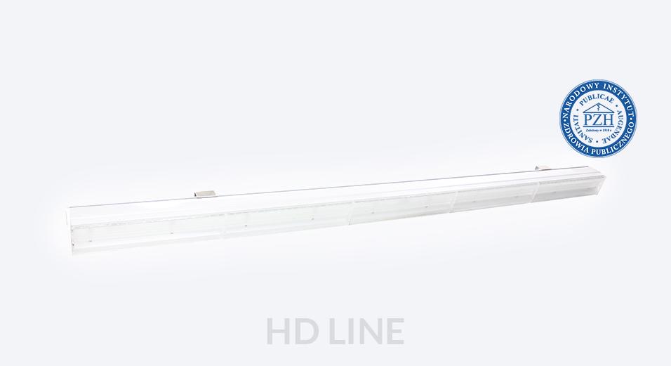Oprawa liniowa HD Line