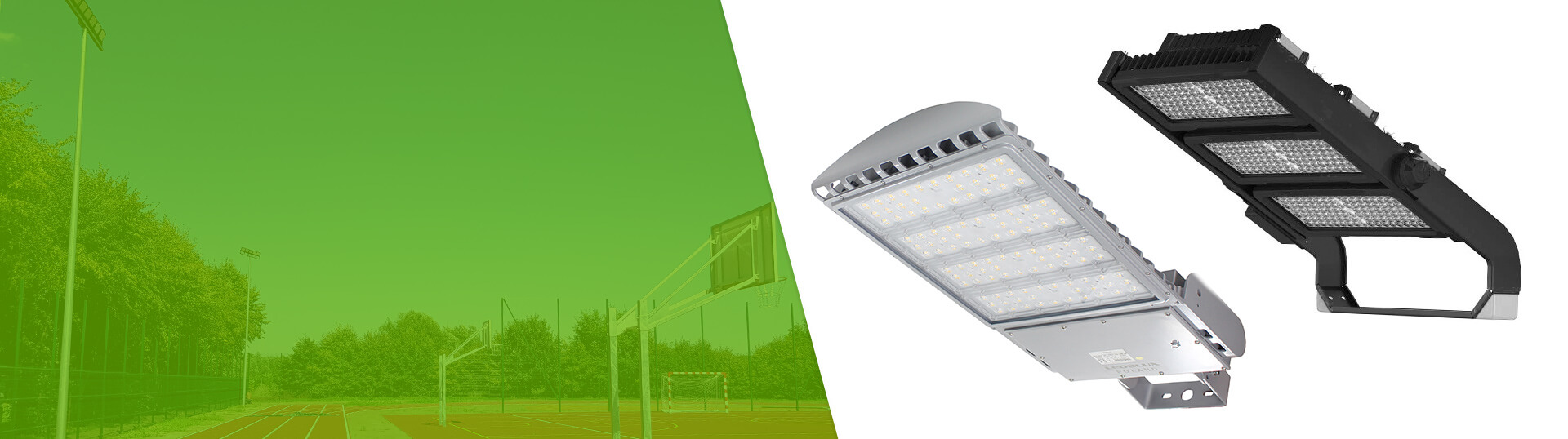 Oprawy LED AREA LED HD AR, ARENA LED
