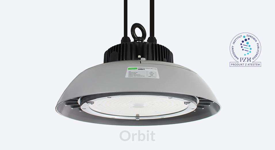 Oprawa przemysłowa LED ORBIT
