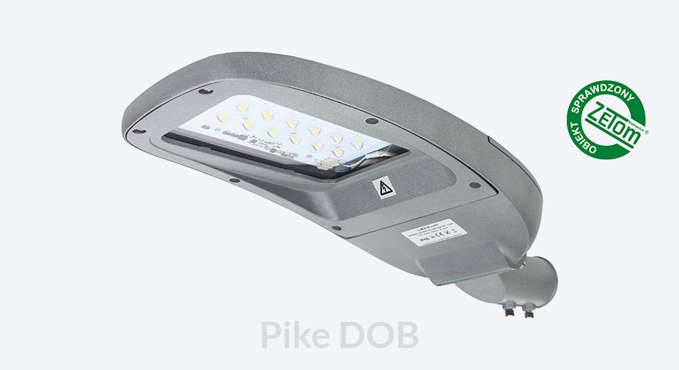 Lampa uliczna LED PIKE J DOB