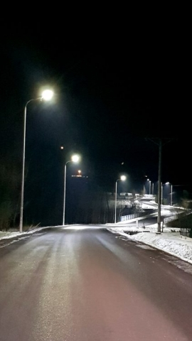 Realizacja LEDOLUX oświetlenie dróg