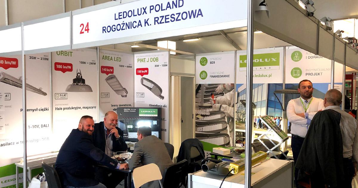 Stoisko Ledolux Poland