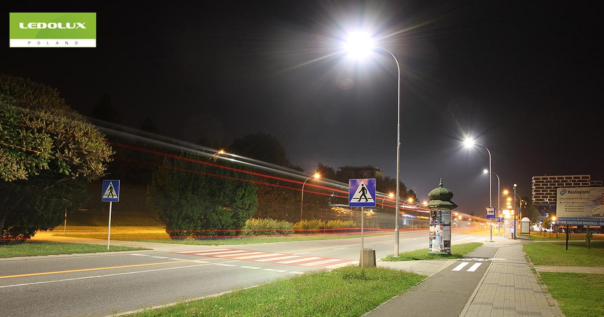 Oświetlenie uliczne Rzeszów