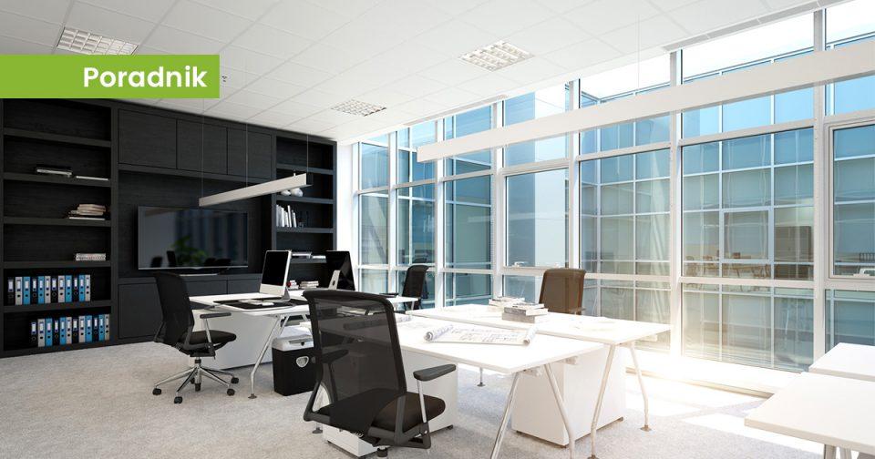 Oświetlenie do biura – które lampy wybrać i jak je korzystnie kupić?