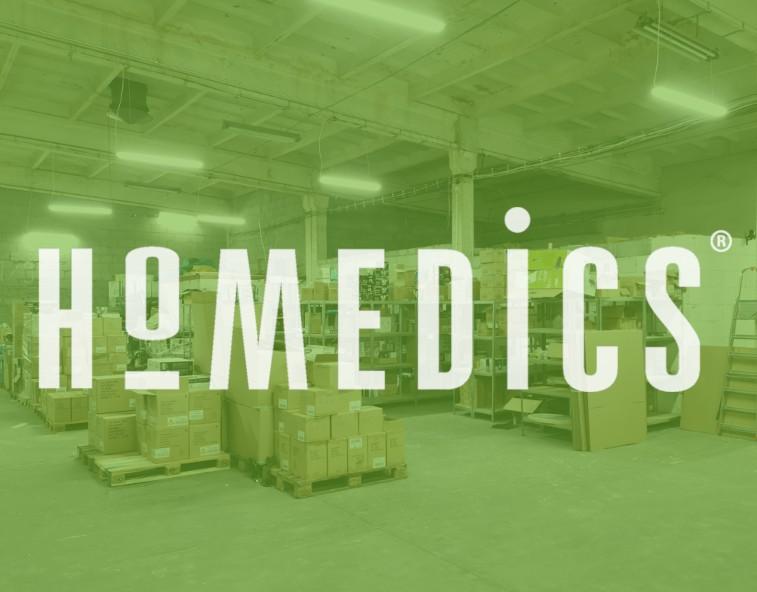 HoMedics realizacja