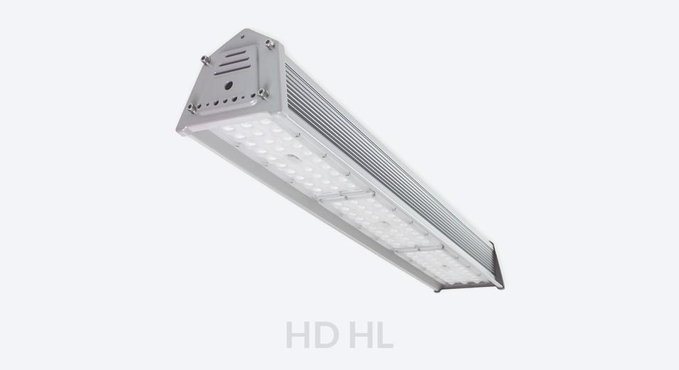 Inteligentna lampa przemysłowa LED HD HL